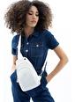 Benetton Messenger / Askılı Çanta Beyaz